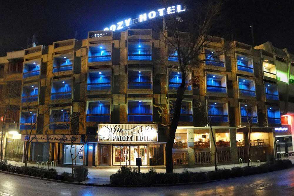 Piroozy Hotel in Isfahan