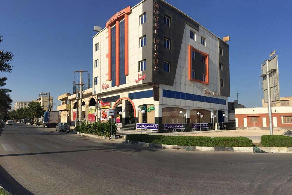Diana Hotel in Qeshm