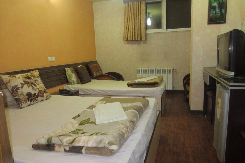 Saba Hotel in Isfahan