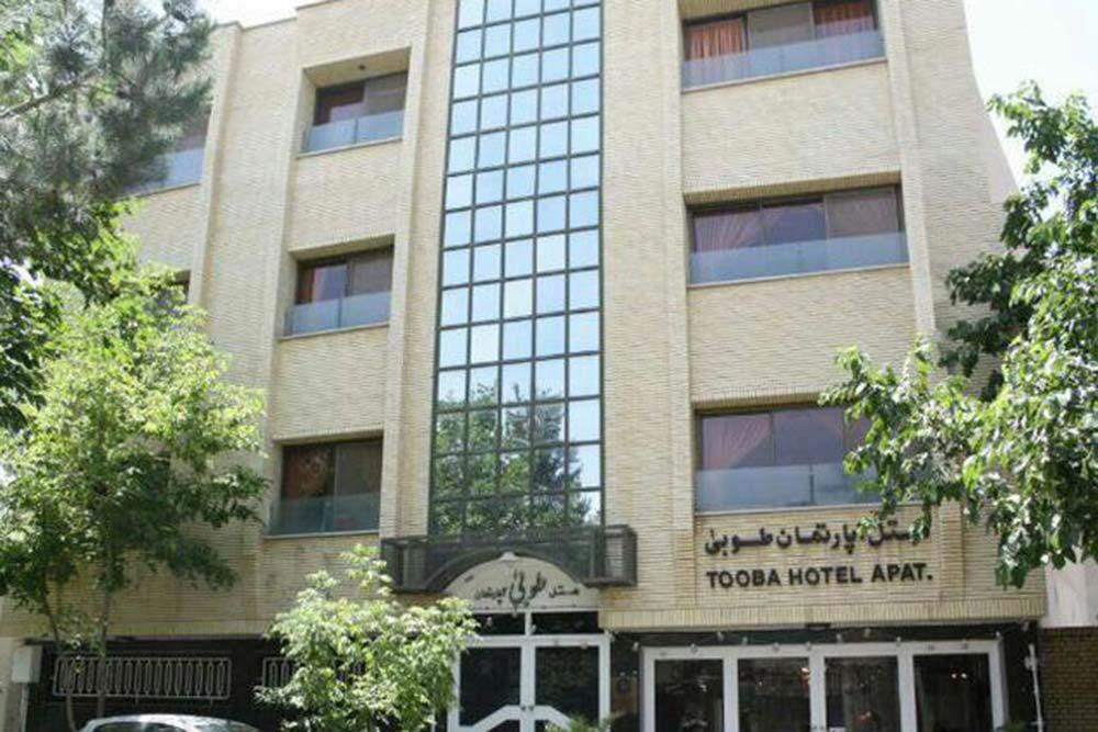 Tooba Apartment Hotel in Isfahan