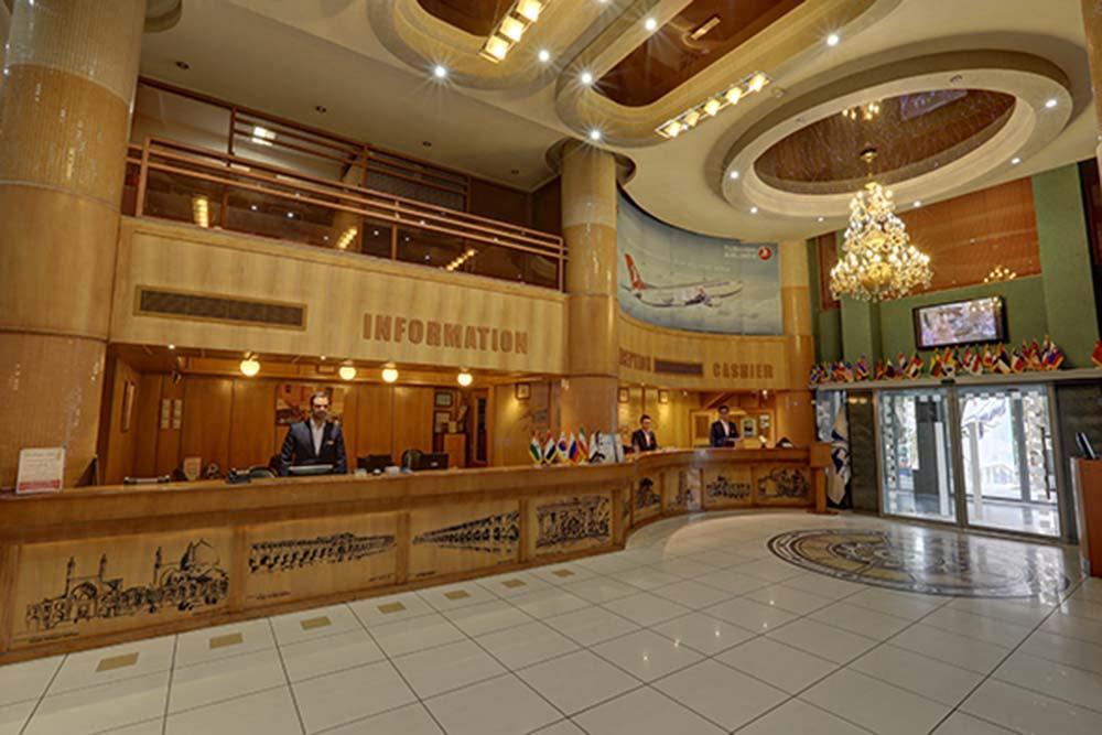 Aseman Hotel in Isfahan