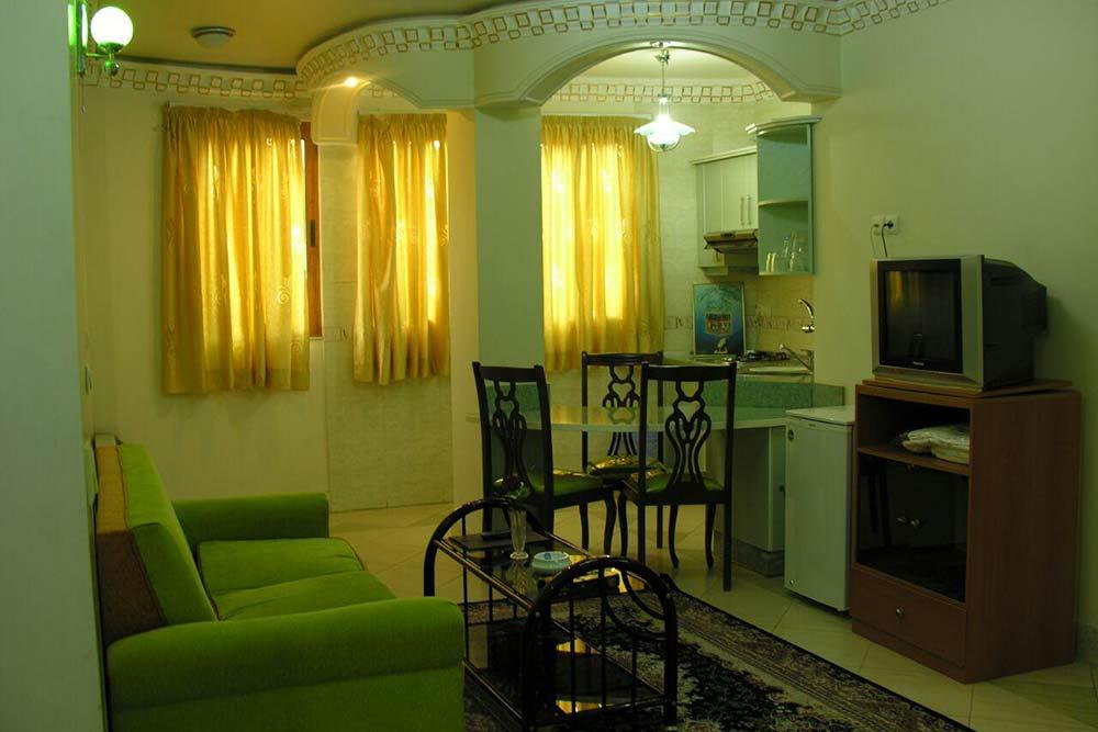 Ghasr Apartment Hotel in Isfahan