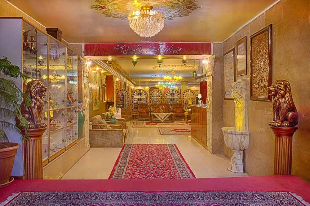 Malek Hotel in Isfahan