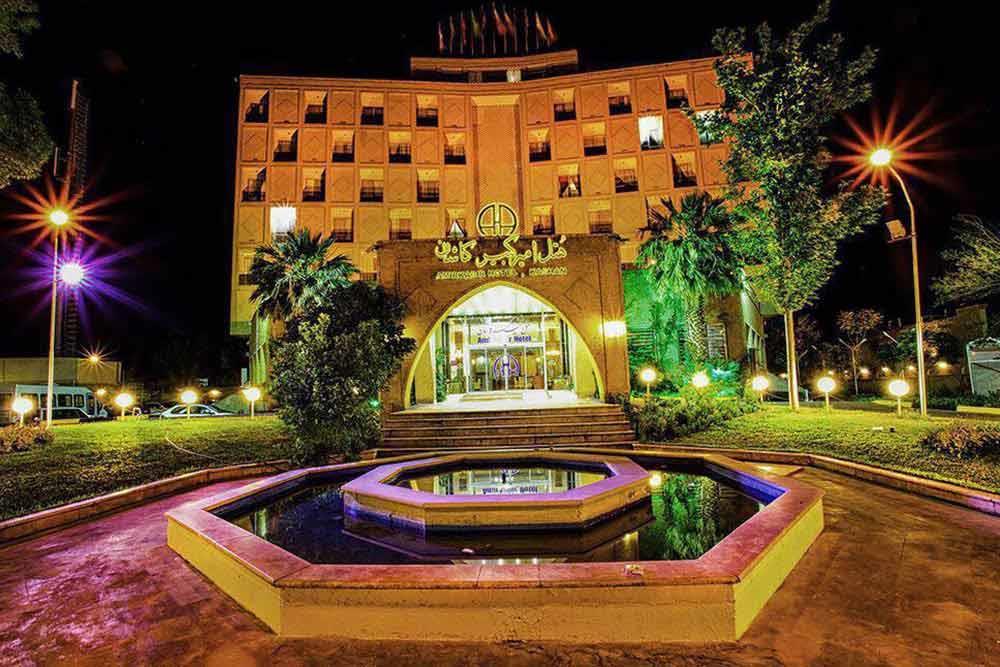Amirkabir Hotel in Kashan