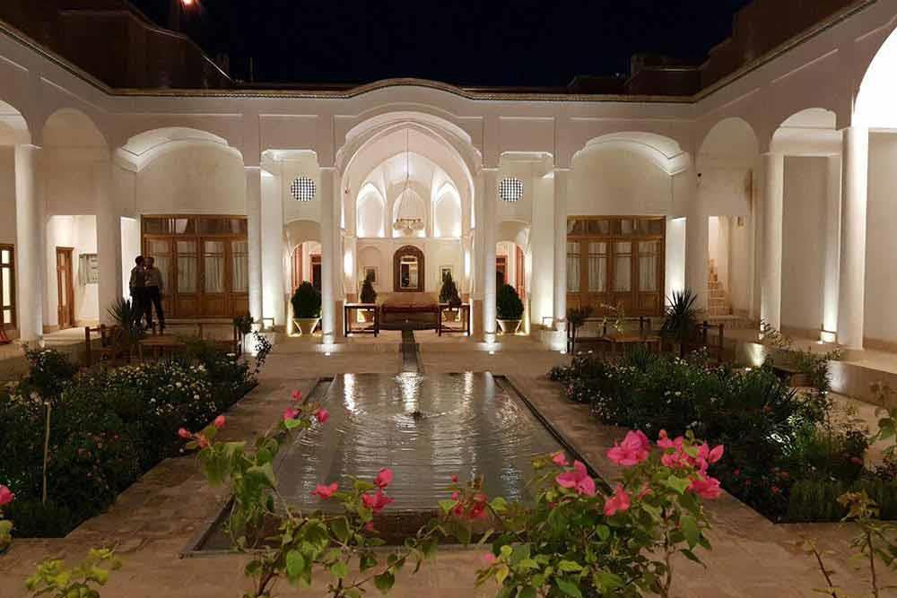 Darbe Bagh Hotel in Kashan