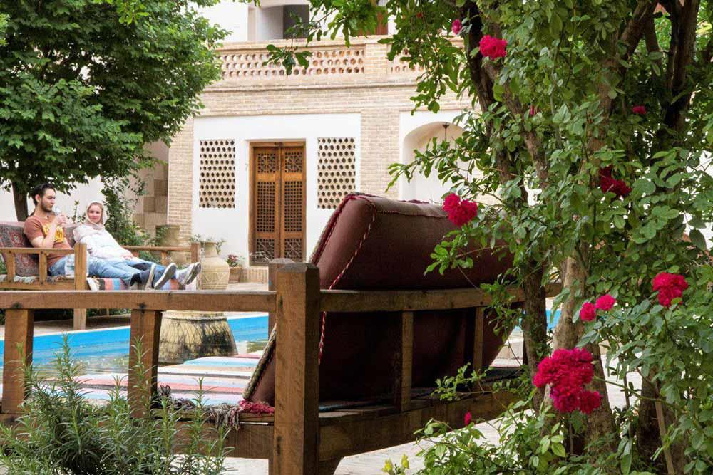 Ehsan Historical House Hotel in Kashan