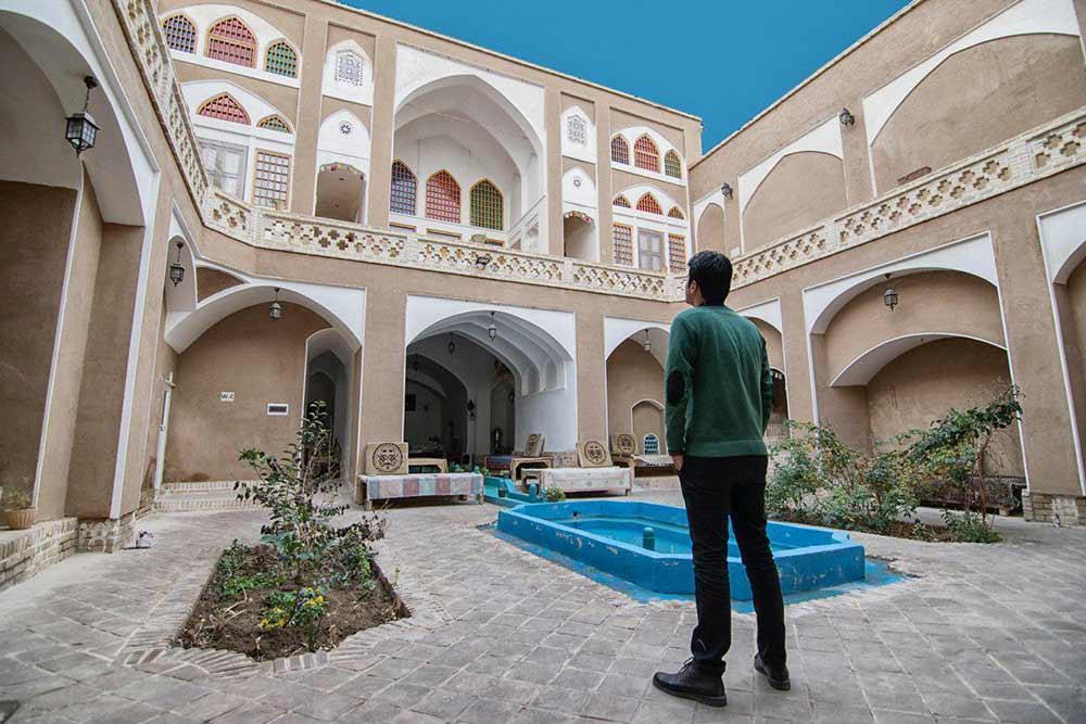 Khaneh Doost Hotel in Kashan