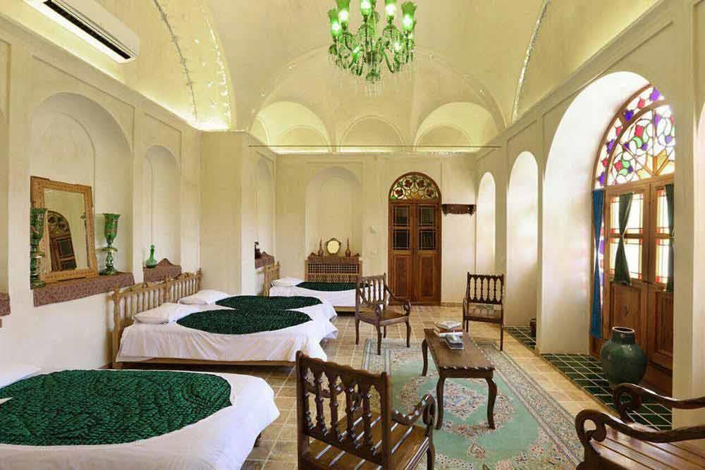 Morshedi House Hotel in Kashan