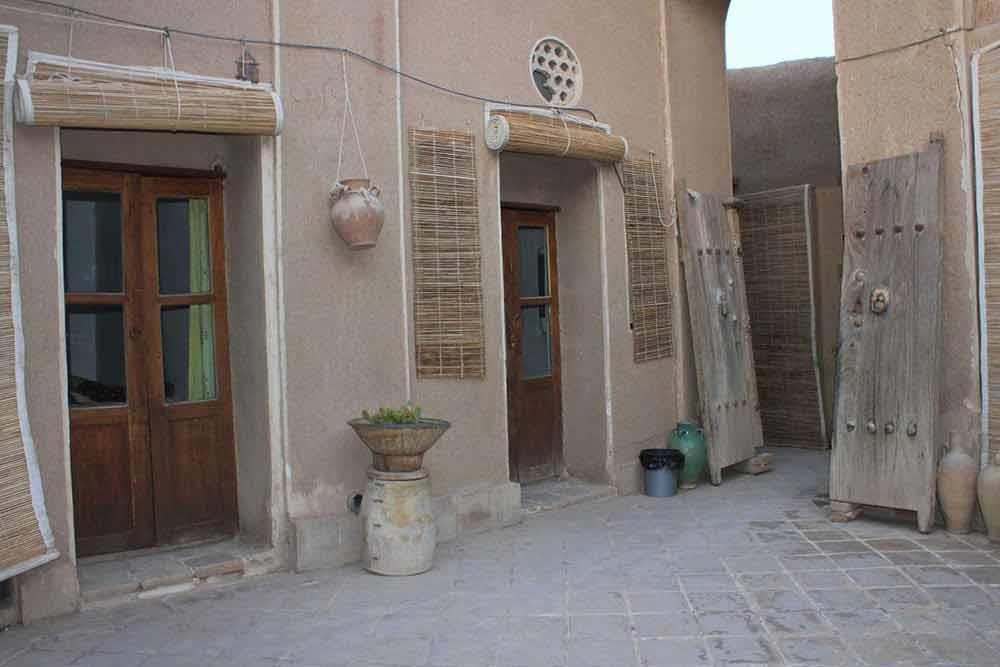 Noghli House Ecolodge in Kashan