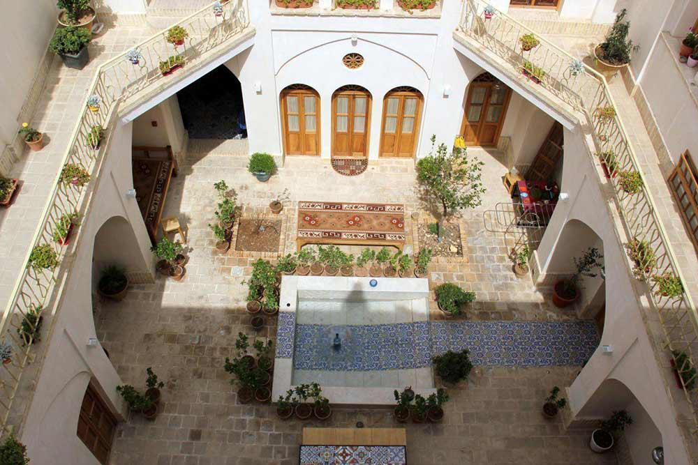 Saraye Amir Ecolodge in Kashan