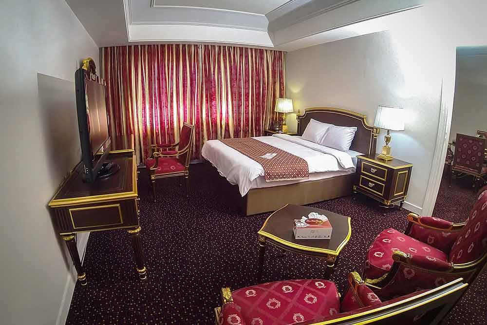 Pars Hotel in Kerman