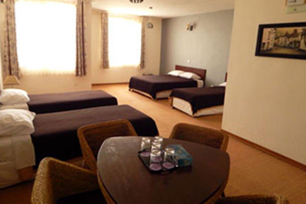 Aramesh Hotel in Kish
