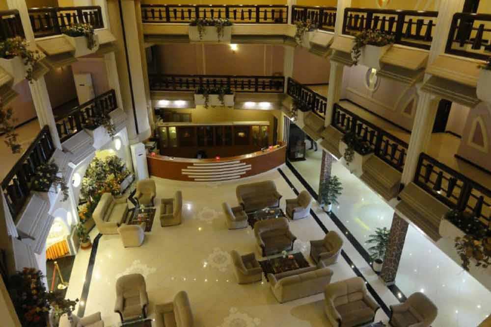 Arian Hotel in Kish