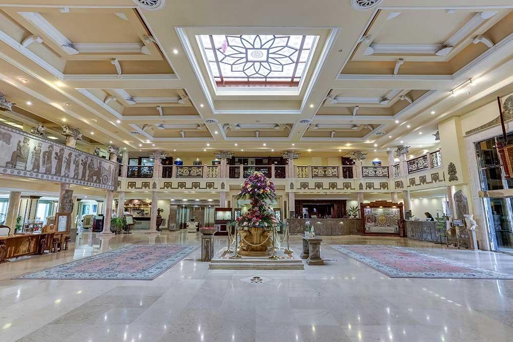Dariush Grand Hotel in Kish