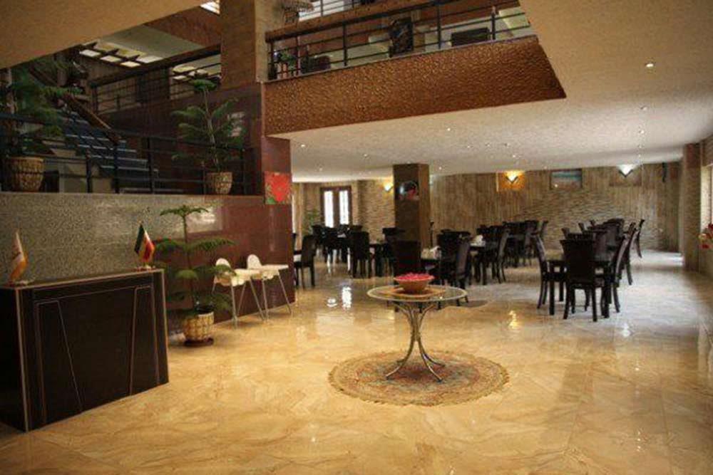 Gardenia Hotel in Kish
