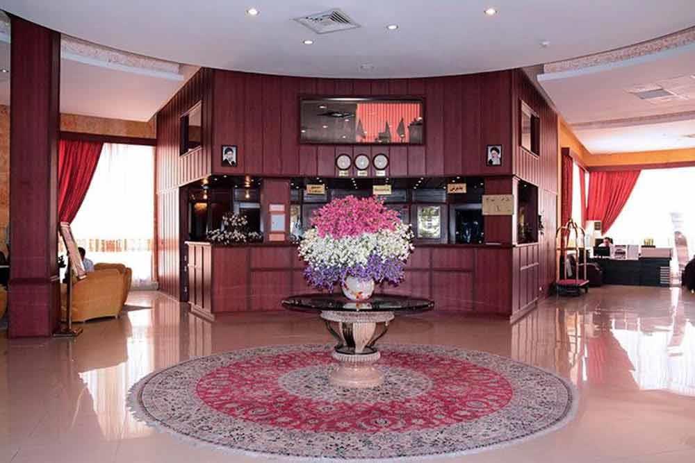 Grand Hotel in Kish