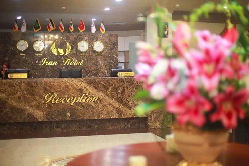 Iran Hotel in Kish