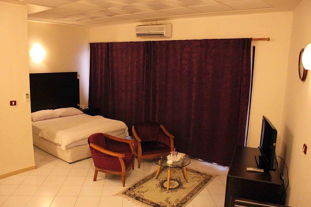 Jam e Jam Hotel in Kish