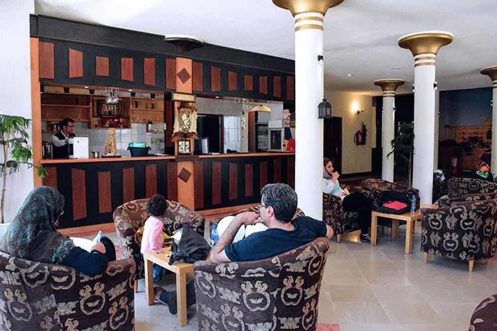 Lotus Hotel in Kish (Laleh)