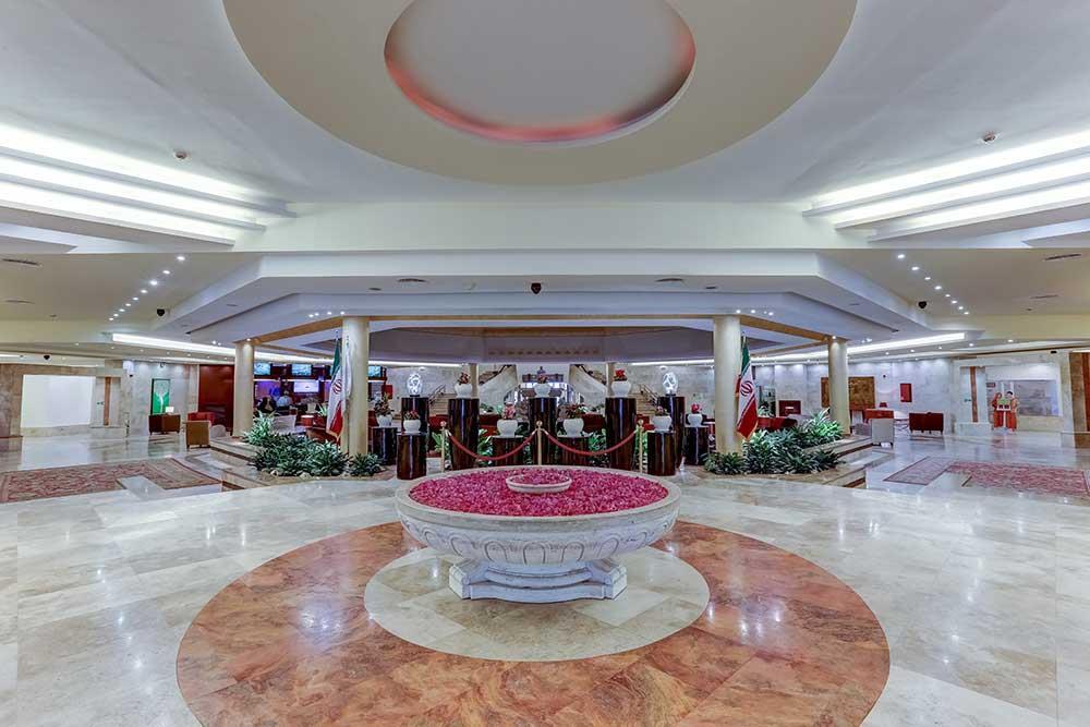 Marina Park Hotel in Kish