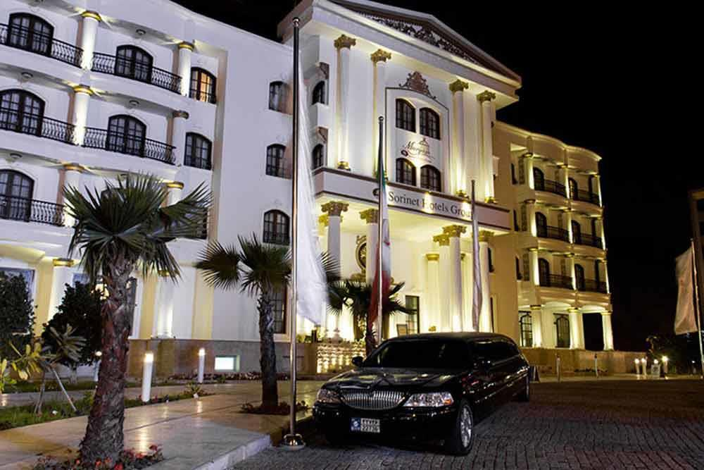 Maryam Sorient Hotel in kish