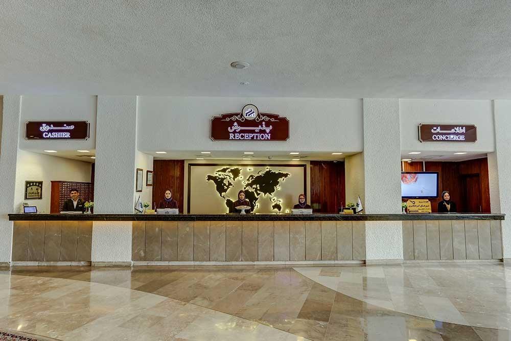 Pars Shayan Hotel in Kish