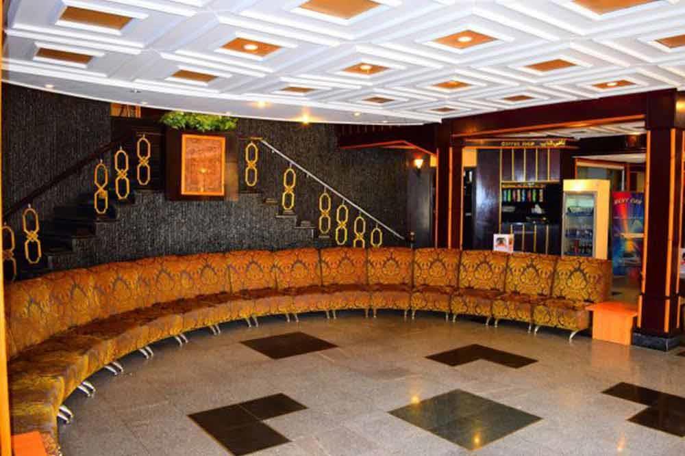 Parsian Hotel in Kish