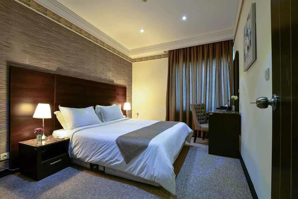 Sadaf Hotel in Kish