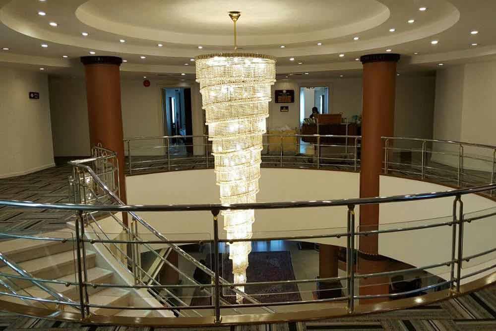 Shaygan Hotel in Kish
