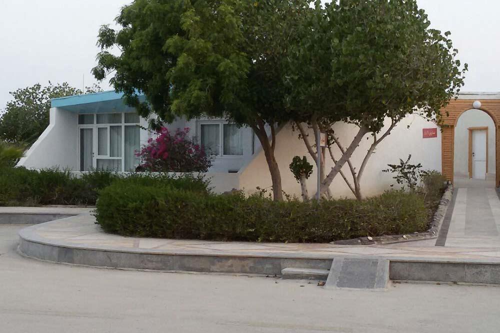 Simorgh Hotel in Kish