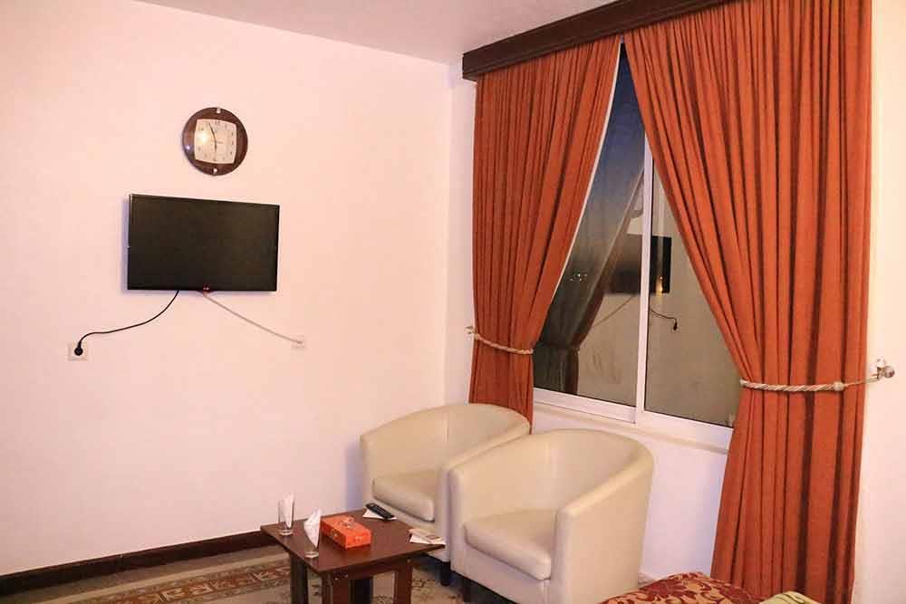 Sunrise Hotel in Kish