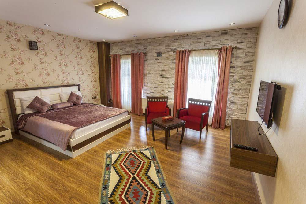 Kowsar Apartment Hotel in Ramsar