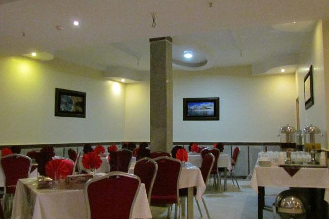Afra Apartment Hotel in Mashhad