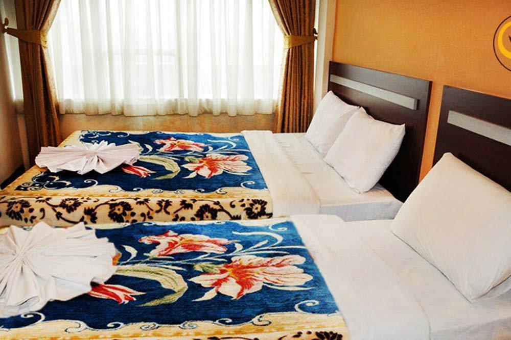 Alma apartment Hotel in Mashhad