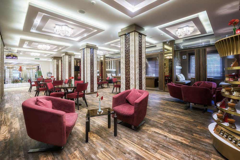 Almas 1 Hotel in Mashhad