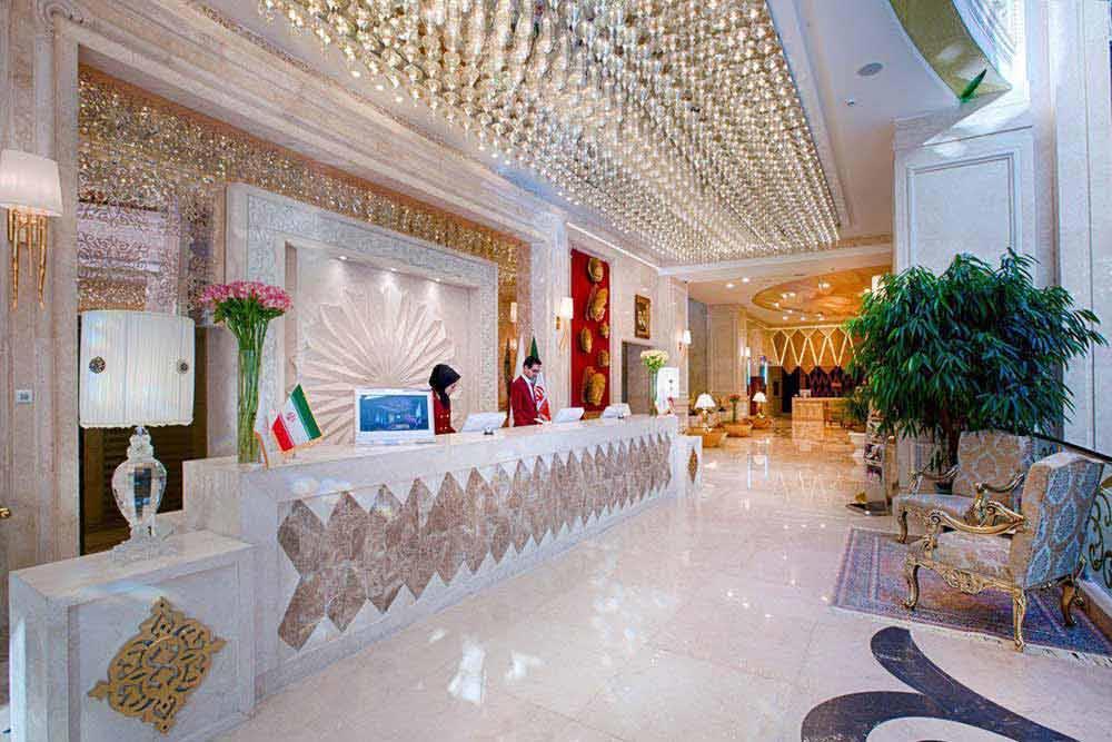 Almas 2 Hotel in Mashhad