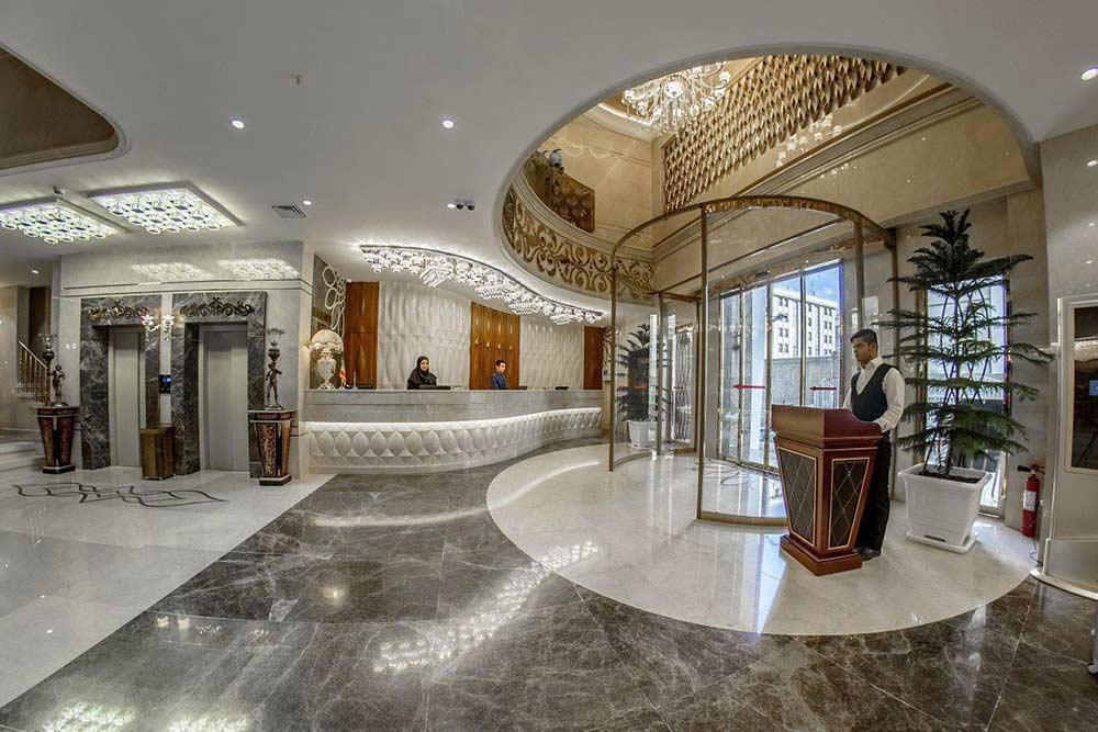 Almas Novin Hotel in Mashhad