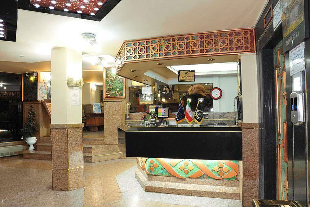 Aria Hotel in Mashhad