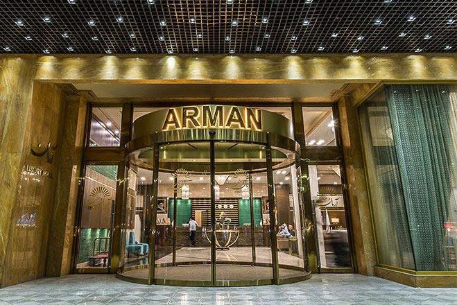 Arman Apartment Hotel in Mashhad