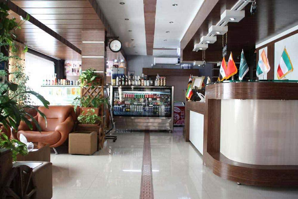 Arvin Apartment Hotel in Mashhad