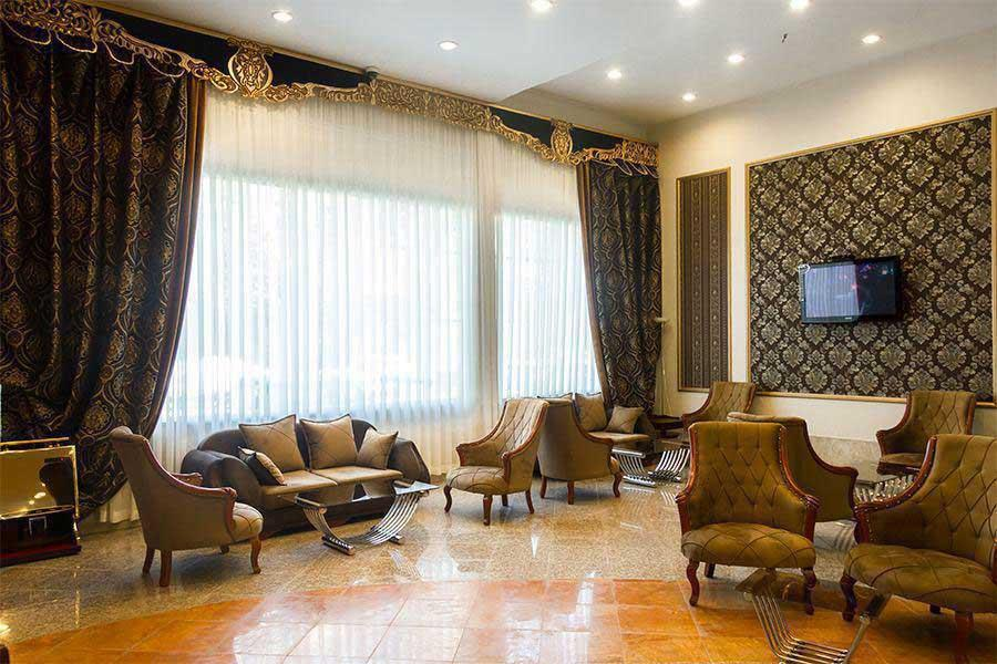 Ati Hotel in Mashhad