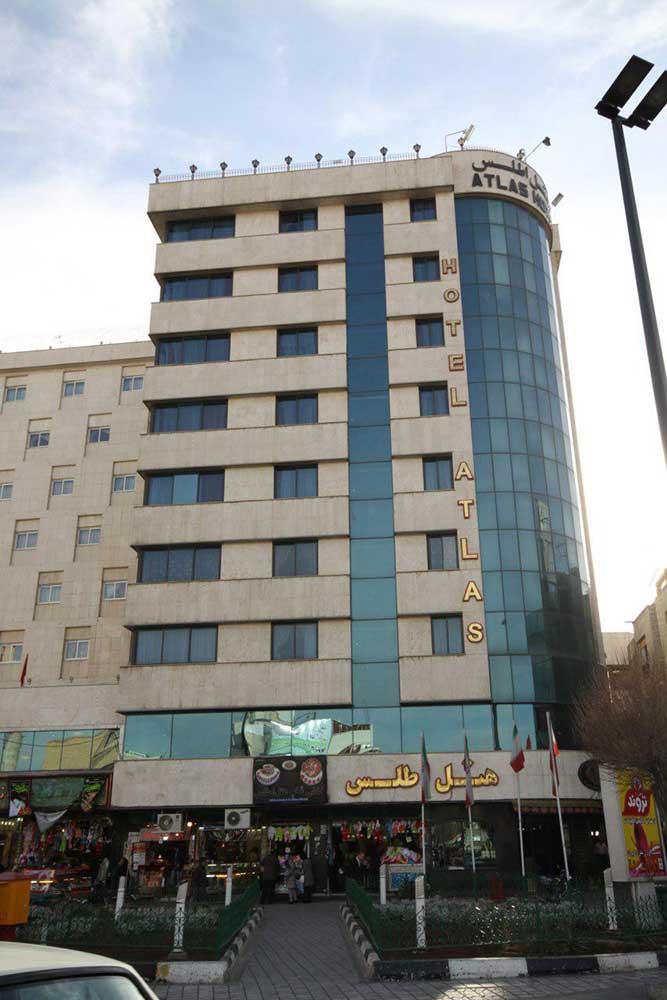 Atlas Hotel in Mashhad