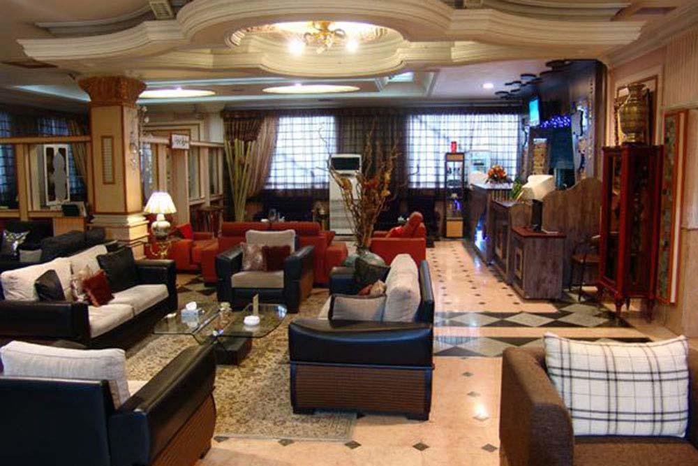 Ayan Hotel in Mashhad