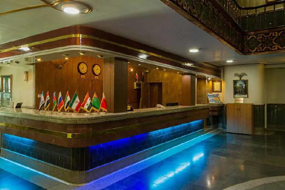 Bakhtar Hotel in Mashhad