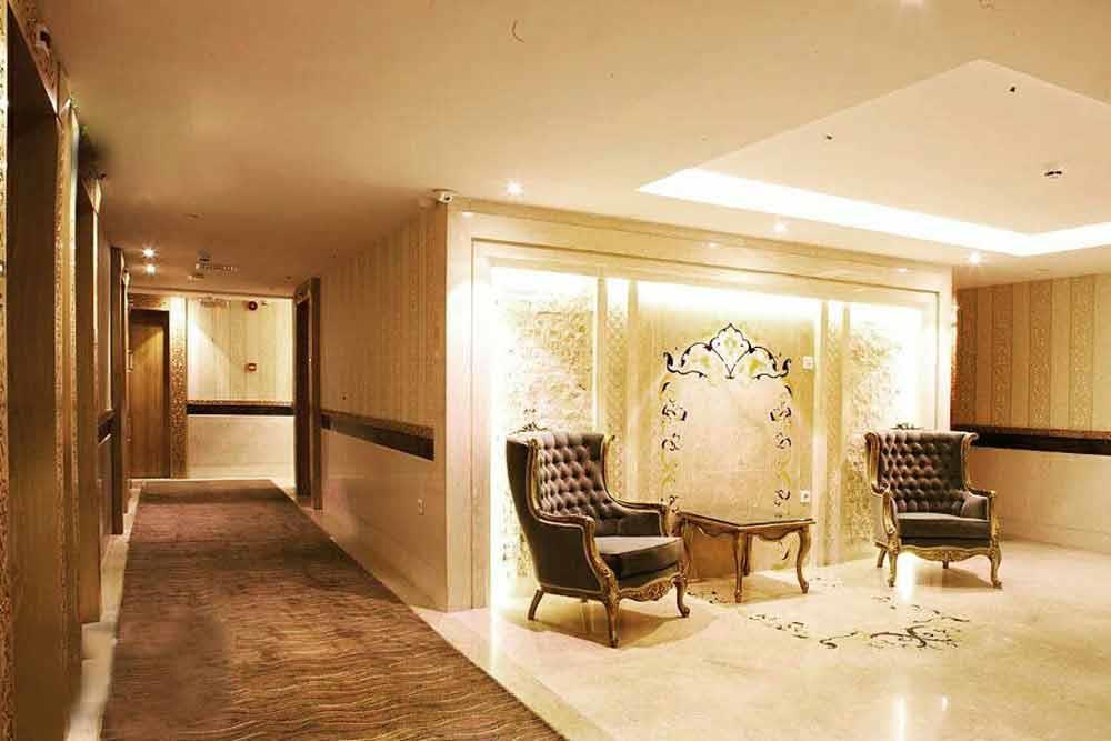 Boshra Apartment Hotel in Mashhad