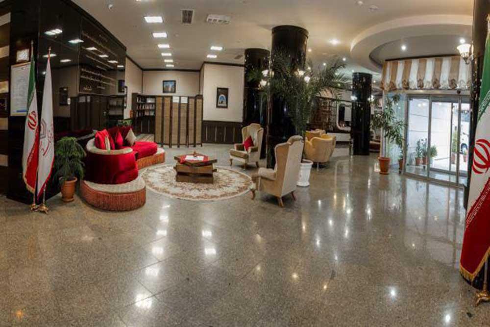 Culture and Art Hotel in Mashhad