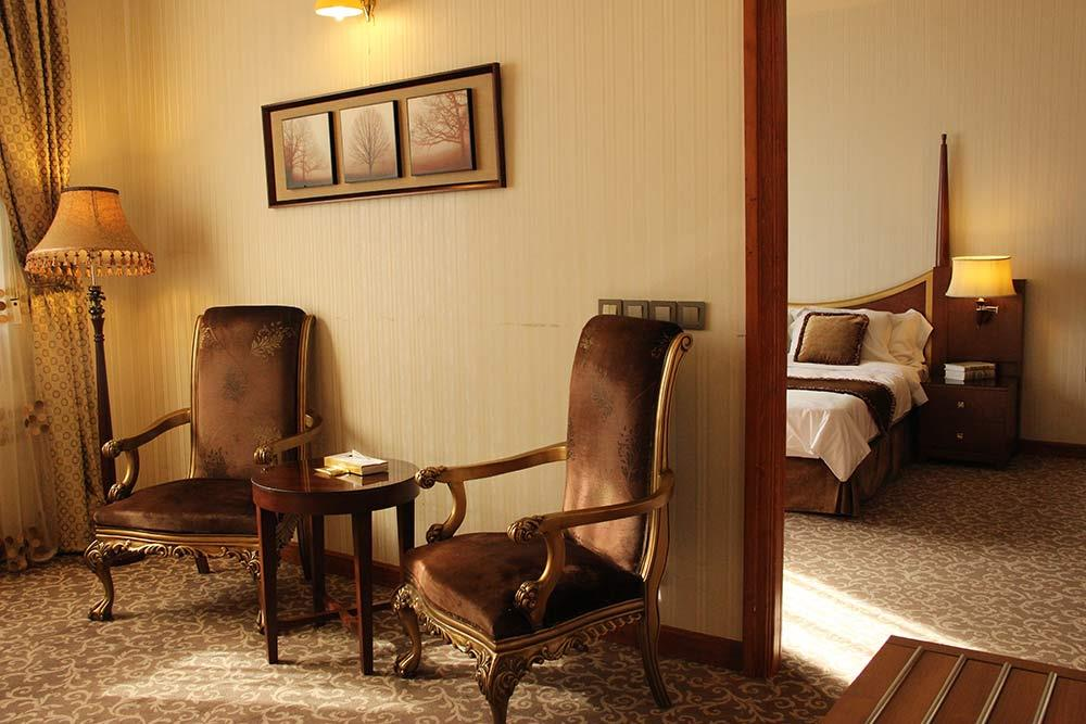 Darvishi Royal Hotel in Mashhad