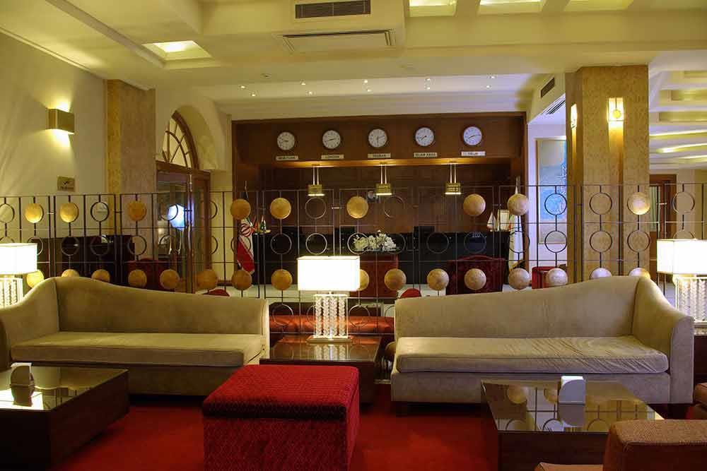 Ferdous Hotel in Mashhad