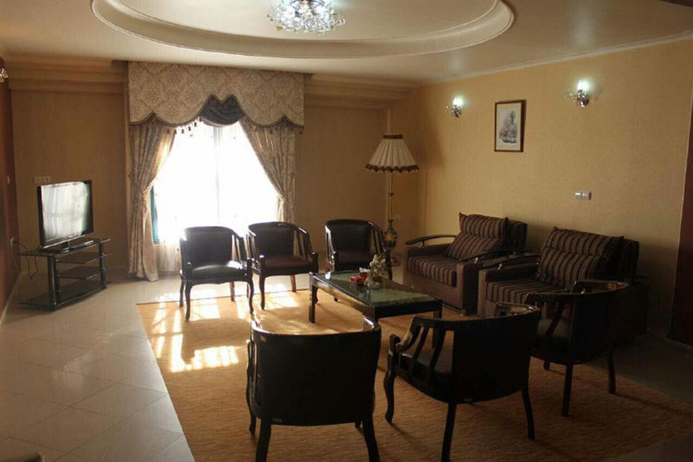 Ferdowsi Hotel in Mashhad