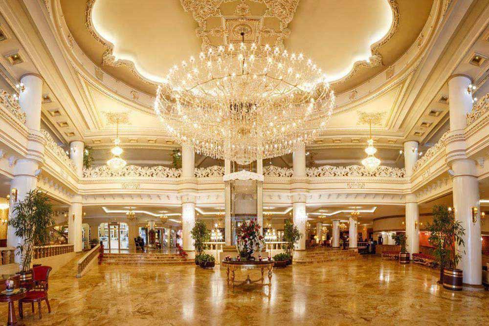 Ghasr Talaee International Hotel in Mashhad